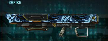 Nc alpha squad rocket launcher shrike