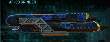 Nc loyal soldier max af-23 grinder