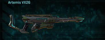 Amerish scrub scout rifle artemis vx26