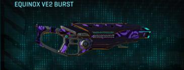 Vs alpha squad assault rifle equinox ve2 burst