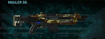 India scrub shotgun mauler s6