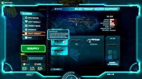 Planetside 2 Basic Training Weapon Instruction-0