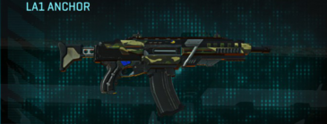 Temperate forest lmg la1 anchor
