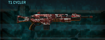 Tr urban forest assault rifle t1 cycler