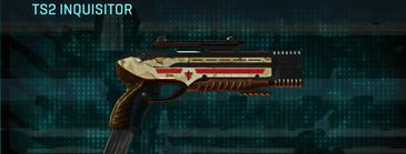 Sandy scrub pistol ts2 inquisitor