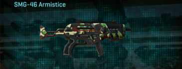 African forest smg smg-46 armistice