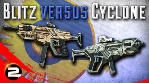 AF-4 Cyclone (and Blitz GD-10) review by Wrel (2014.02