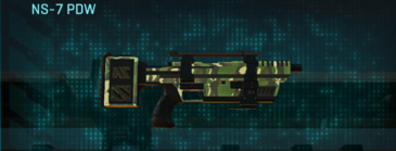 Temperate forest smg ns-7 pdw