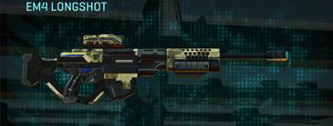 Palm sniper rifle em4 longshot