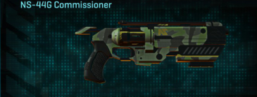 Amerish scrub pistol ns-44g commissioner