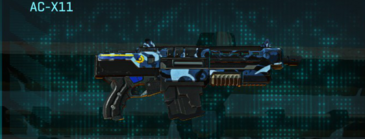 Nc alpha squad carbine ac-x11