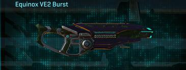 Clover assault rifle equinox ve2 burst