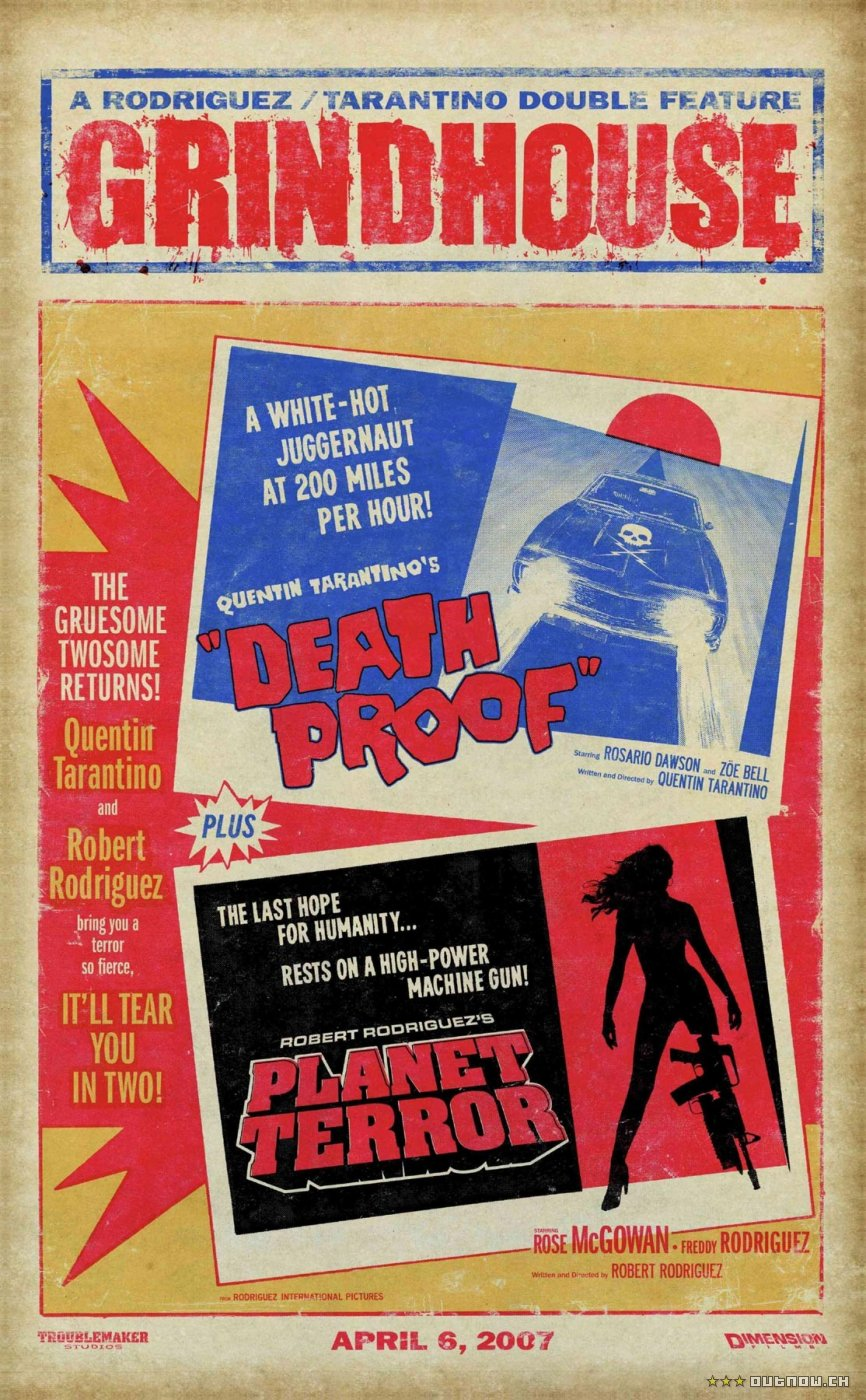 Grindhouse Planet Terror Death Proof File:death Proof Planet