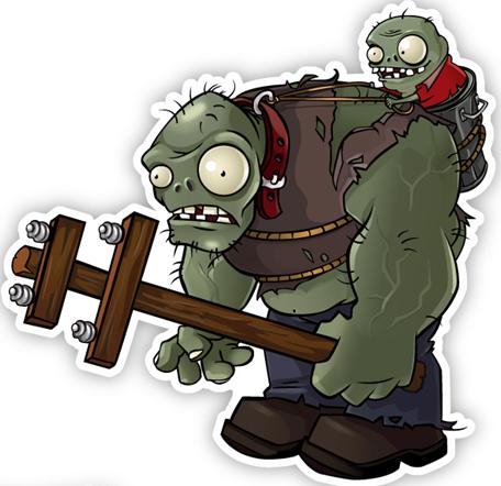 Gargantua wiki plantes contre zombies fandom powered for Plante vs zombie