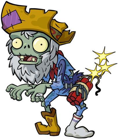 Zombie prospecteur wiki plantes contre zombies fandom for Plante zombie