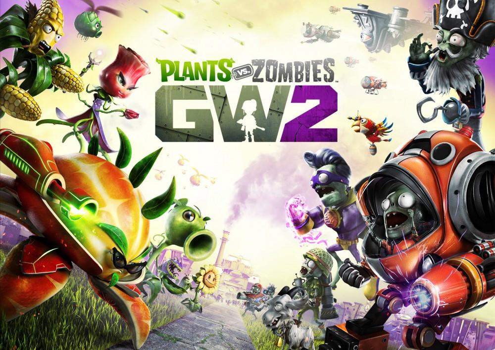 Plants vs Zombies Garden Warfare Variant Creator Wiki – Plants Vs Zombies Garden