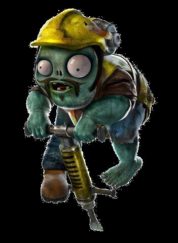 Jackhammer Plants Vs Zombies Wiki Fandom Powered By Wikia