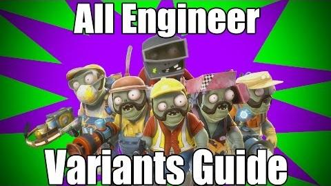 Engineer Variants Guide