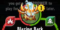 Blazing Bark