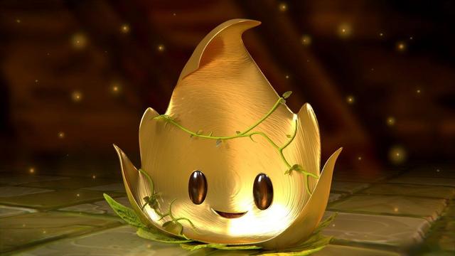 File:3D Gold Leaf.png