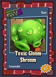 ToxicGloomShroomSticker