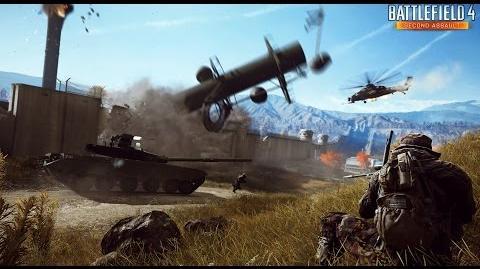 Battlefield 4 Levolution Events - All DLC Maps