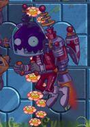 Poisoned Blastronaut Zombie