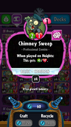 Chimney Sweep stats