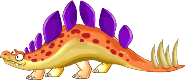 File:Stegosaurus Full Body HD.png
