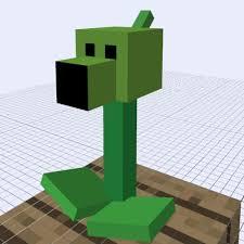 File:Minecraft Peashooter.jpg