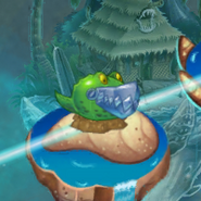 Guacodile on the World Map (Chinese version)