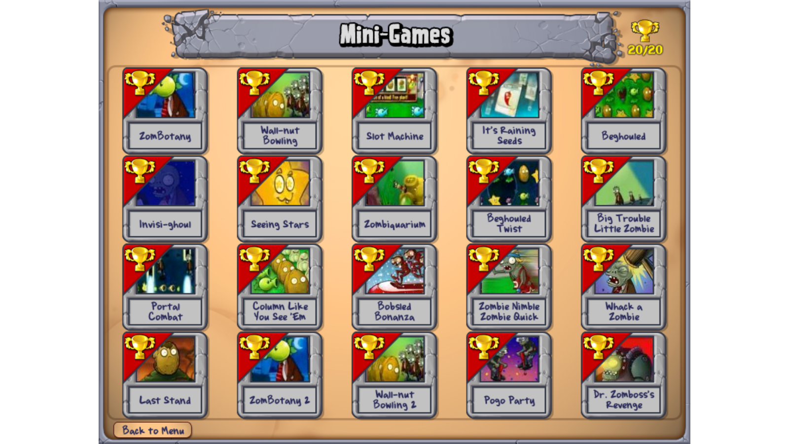mini web games