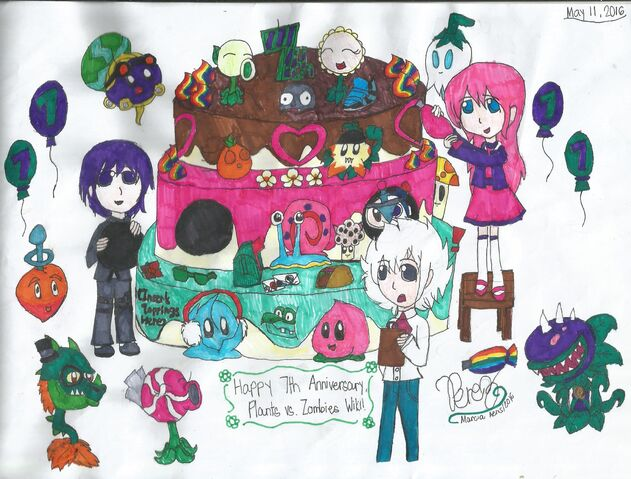 File:PVZ 7th Anniversary Drawing by Marcia Aeris.jpg