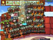 Huge Wave o.f. Zombies