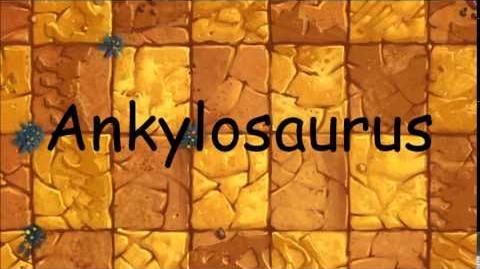 Ankylosaurus Sounds - Plants Vs. Zombies 2 It's About Time