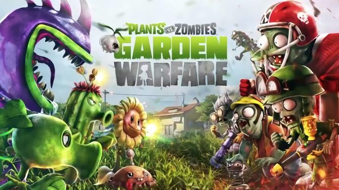 Plants Vs Zombies Garden Warfare Peashooter Wallpaper
