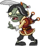 Kung Fu World Sword Zombie