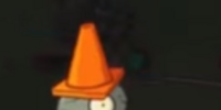 Conehead Zombie (PvZ: AS)