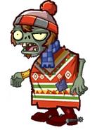 Festivus Poncho Zombie