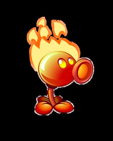 File:Flaming Pea PvZ2(3).png