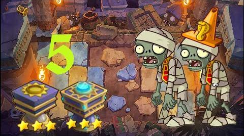 PvZ Online - Adventure Mode - Zphinx 5