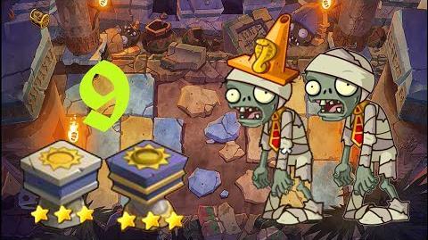 PvZ Online - Adventure Mode - Zphinx 9