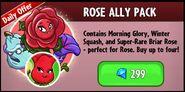 Rose Ally Pack