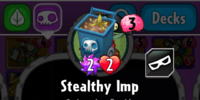 Stealthy Imp