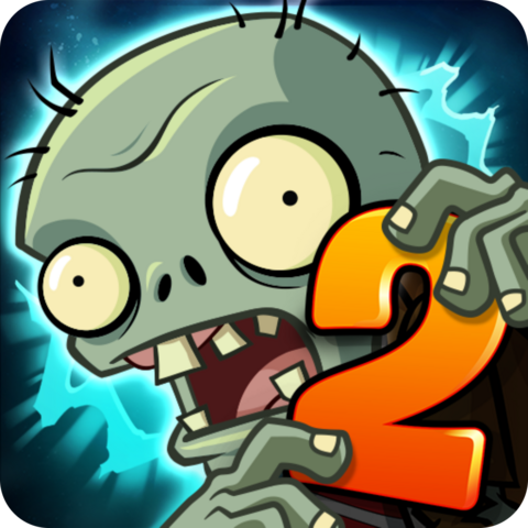 File:Plants Vs. Zombies™ 2 It's About Time Icon (Versions 4.8.1).png