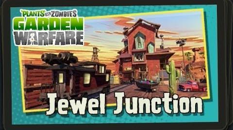 JEWEL JUNCTION - NEW DLC MAP GAMEPLAY PvZ Garden Warfare PC Ultra Settings - Part 1