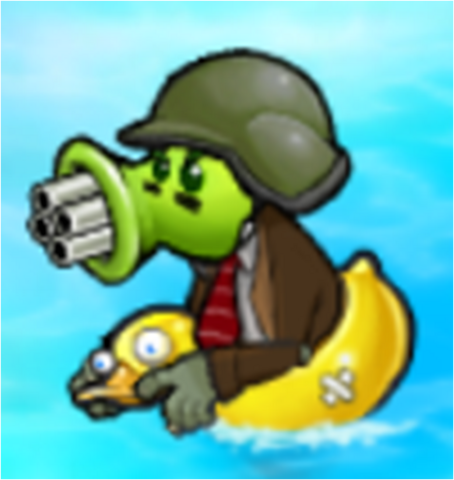 File:Ducky Tube Gatling Pea Zombie.png