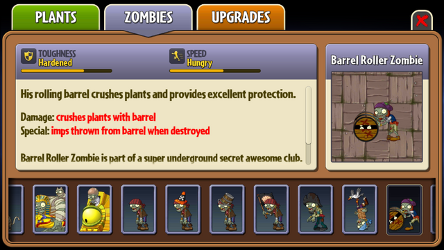 File:Barrel Roller Zombie Almanac Entry.png