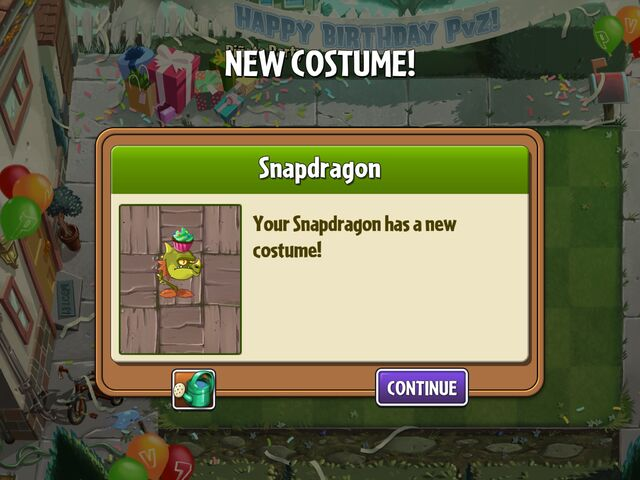 File:Getting Snapdragon Birthday Costume.jpg