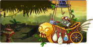 Lost City Boss Level Preview Image